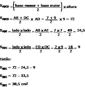 dada a reação balanceada abaixo encontre o valor da massa x